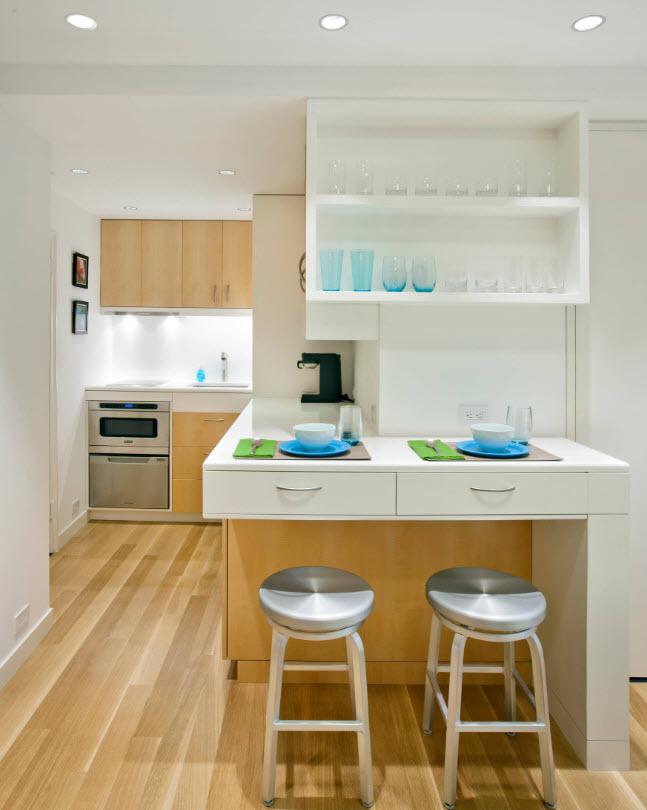кухни-ниши